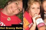 Free porn pics of Hot Granny Beth - Party Slut 1 of 1 pics