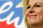 Free porn pics of Love jerking off to conservative Kolinda Grabar-Kitarovic 1 of 72 pics