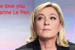 Free porn pics of I lust after conservative Marine Le Pen 1 of 42 pics