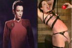 Free porn pics of Women of StarTrek before+after/ only fantasy+imagination 1 of 19 pics