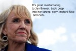 Free porn pics of For those of us who simply adore conservative Jan Brewer 1 of 31 pics