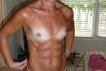 Free porn pics of TINY TIT MOMS 1 of 9 pics
