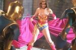 Free porn pics of Sarah Palin as Wonder Woman Bondage Tentacles peril femdom 1 of 3 pics