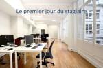 Free porn pics of Histoire: Le premier jour du stagiaire (french captions) 1 of 28 pics