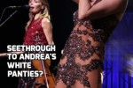 Free porn pics of Brand New Andrea Corr (The Corrs) Concert Seethrough Panties. So 1 of 39 pics