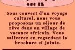 Free porn pics of Bonjour Afrique 1 of 21 pics