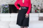 Free porn pics of Nina Hartley black skirt 1 of 20 pics