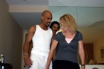 Free porn pics of Barefoot Mature Cougar Wife Stretched and Filled by Two BBC 1 of 100 pics